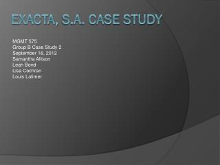 case study 2 by124l In the social sciences and life sciences, a case study is a research method involving an up-close, in-depth, and detailed examination of a subject of study (the case), as well as its related contextual conditions.