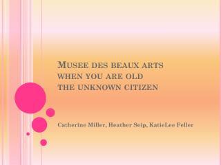 a review of musee des beaux arts a poem by w h auden