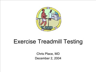 Exercise Treadmill Testing