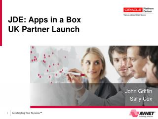 JDE: Apps in a Box  UK Partner Launch