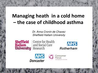 Managing heath  in a cold home – the case of childhood asthma