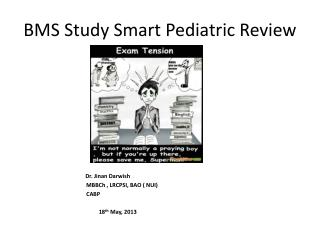 BMS Study Smart Pediatric Review