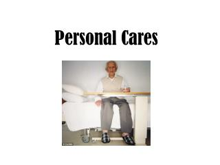Personal Cares