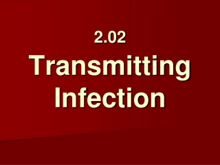 Infection Control: Source of Infection