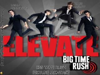 Big Time Rush Photo Collection