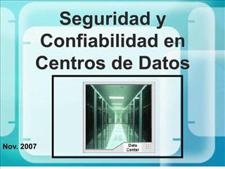 Datacenters Sf E standar es V2