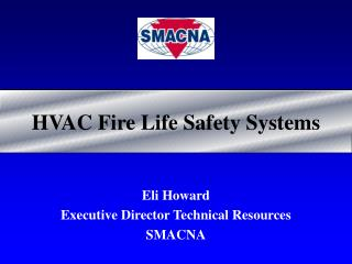 HVAC Fire Life Safety Systems