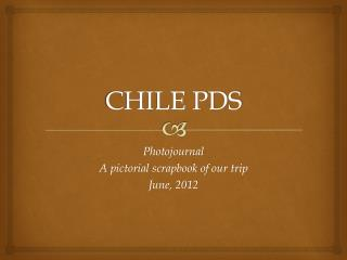 CHILE PDS