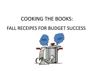 COOKING THE BOOKS: