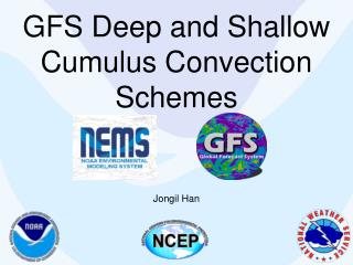 GFS Deep and Shallow Cumulus Convection Schemes