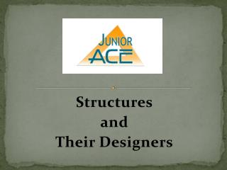 Structures  and  Their Designers