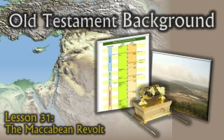Old Testament  Background