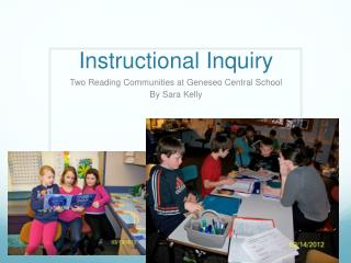 Instructional Inquiry
