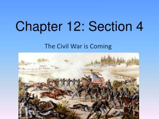 Chapter 12: Section 4