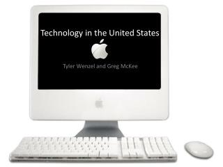Technology in the United States