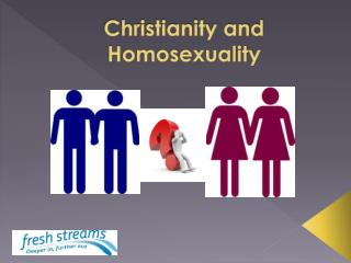 Christianity and Homosexuality