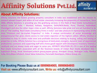 Logix projects noida  |www.AffinityConsultant.com