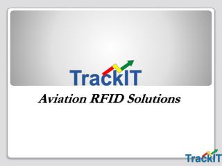 Aviation  RFID Solutions