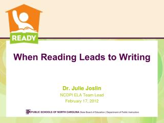 When Reading Leads to Writing