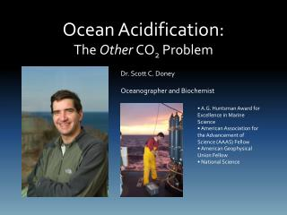 Ocean  Acidification: The  Other  CO 2  Problem