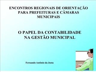 ENCONTROS REGIONAIS DE ORIENTA