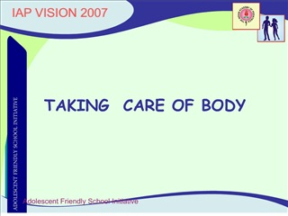 Taking Care of Body