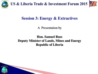 NIGERIA INVESTMENT FORUM ON POWER
