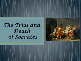 the trial of socrates in socrates apology