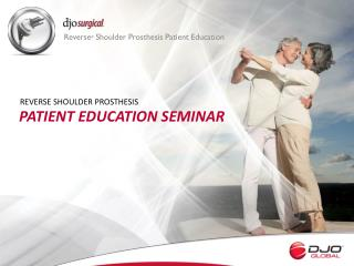 PATIENT EDUCATION SEMINAR