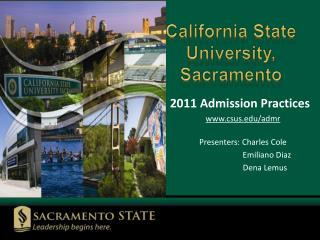 California State University, Sacramento