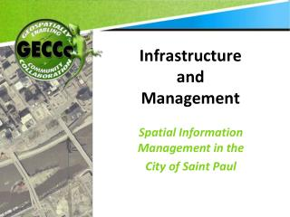 Infrastructure and Management