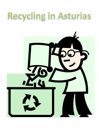 Recycling  in  A sturias