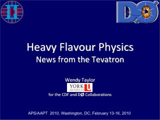 Heavy  Flavour Physics News from the  Tevatron