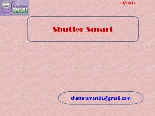 Shutter Smart-  Window Covering