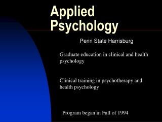 Child Neuropsychological Assessment