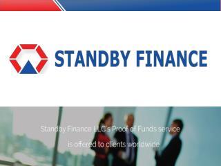 Standby Finance LLC