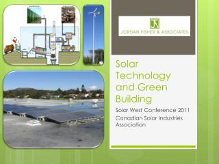 Solar Technology and Green Building