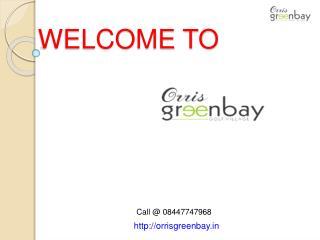 Greenbay Golf Village Map Location Noida