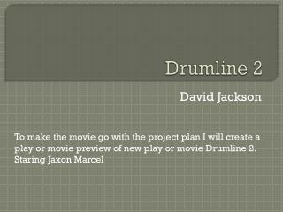 Drumline 2