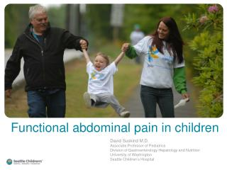 Functional abdominal pain in children