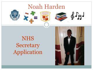 Noah Harden