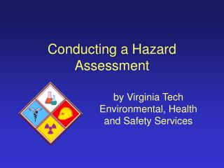 Conducting a Hazard Assessment