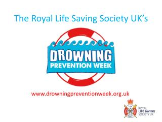 The Royal Life Saving Society UK's