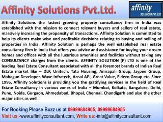 Ansal Greater Noida Property | +91 9999684905 |