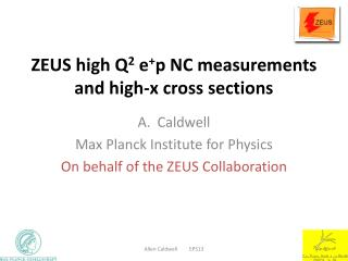 ZEUS  high Q 2 e + p  NC measurements and high- x  cross sections