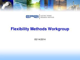 Flexibility Methods Workgroup