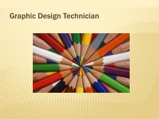 Graphic Design Technician