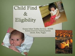 Child Find &  Eligibility