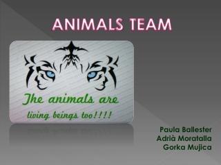 ANIMALES EN PELIGRO DE EXTINCI N
