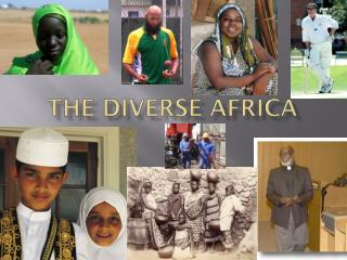 The Diverse Africa